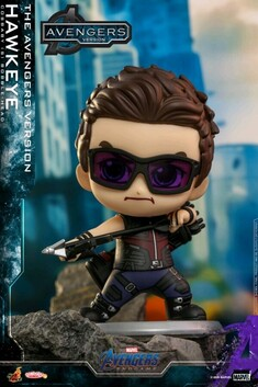 Avengers 4: Endgame - Hawkeye The Avengers Version Cosbaby
