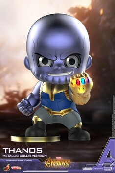 Avengers 3: Infinity War - Thanos Metallic Color Cosbaby