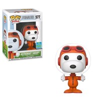 Peanuts - Astronaut Snoopy SDCC 2019 US Exclusive Pop! Vinyl [RS]