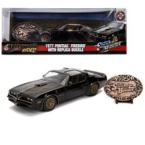 Smokey & the Bandit - 1977 Pontiac Firebird 1:24 Hollywood Ride
