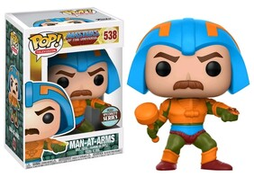 Masters of the Universe - Man At Arms Specialty Store Exclusive Pop! Vinyl