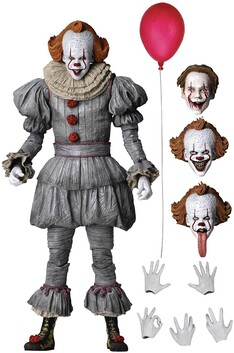 "It: Chapter 2 - Pennywise Ultimate 7"" Action Figure"