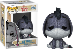 Winnie the Pooh - Eeyore Diamond Glitter US Exclusive Pop! Vinyl [RS]