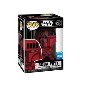Funko Pop Boba Fett Wonder Con Exclusive + Protector