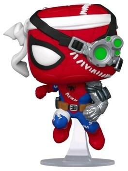Spider-Man - Cyborg Spider-Man US Exclusive Pop! RS