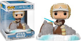 Star Wars - Han & Taun Taun US Exclusive Pop! Deluxe Diorama