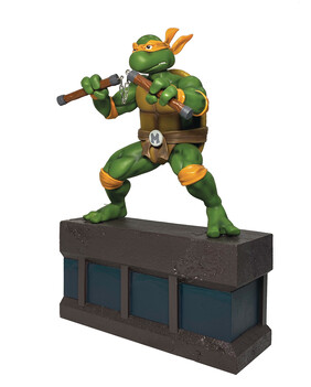 Teenage Mutant Ninja Turtles - Michelangelo 1:8 Scale PVC Statue