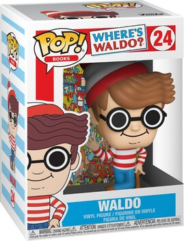 Where's Waldo - Waldo Pop! Vinyl