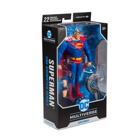 "Superman: The Animated Series - Superman 7"" Action Figure"