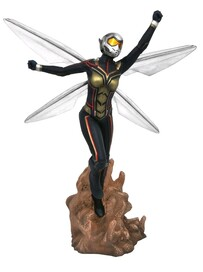 Ant-Man and the Wasp - The Wasp PVC Gallery Diorama