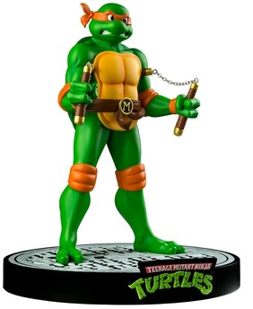 "Teenage Mutant Ninja Turtles - Michelangelo 12"" Limited Edition Statue"