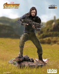 Avengers 3: Infinity War - Winter Soldier 1:10 Scale Statue