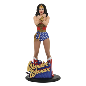 Wonder Woman - Lynda Carter PVC Statue