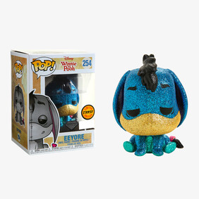 Eeyore Diamond Glitter Pop! Vinyl Figure (CHASE)