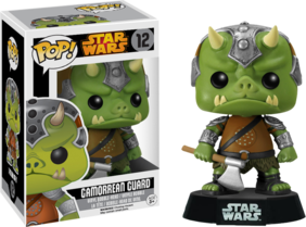Star Wars - Gamorrean Guard Vaulted Pop! Vinyl