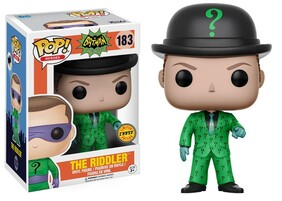 Batman (1966) - Riddler ( CHASE ) Pop! Vinyl