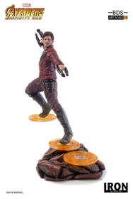Avengers 3: Infinity War - Star-Lord 1:10 Scale Statue